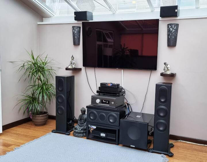 Dirac Live Calibration service monitor audio arcam avr 30 chord dave london 2