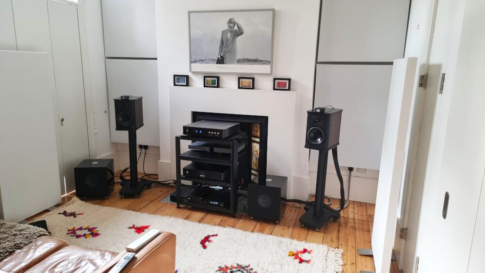 Jason Dirac Live calibration london minidsp website 1