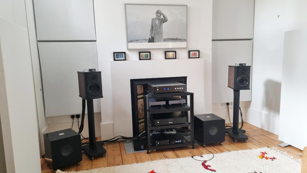 Jason Dirac Live calibration london minidsp website 2
