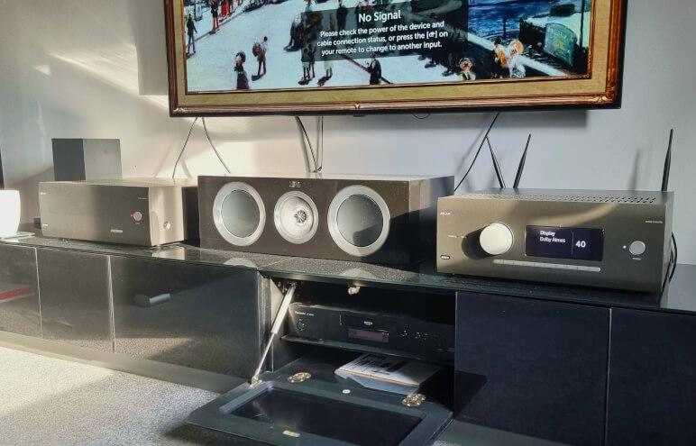 dirac live calibration arcam avr 30 doncaster kef r series hifi speakers website 3