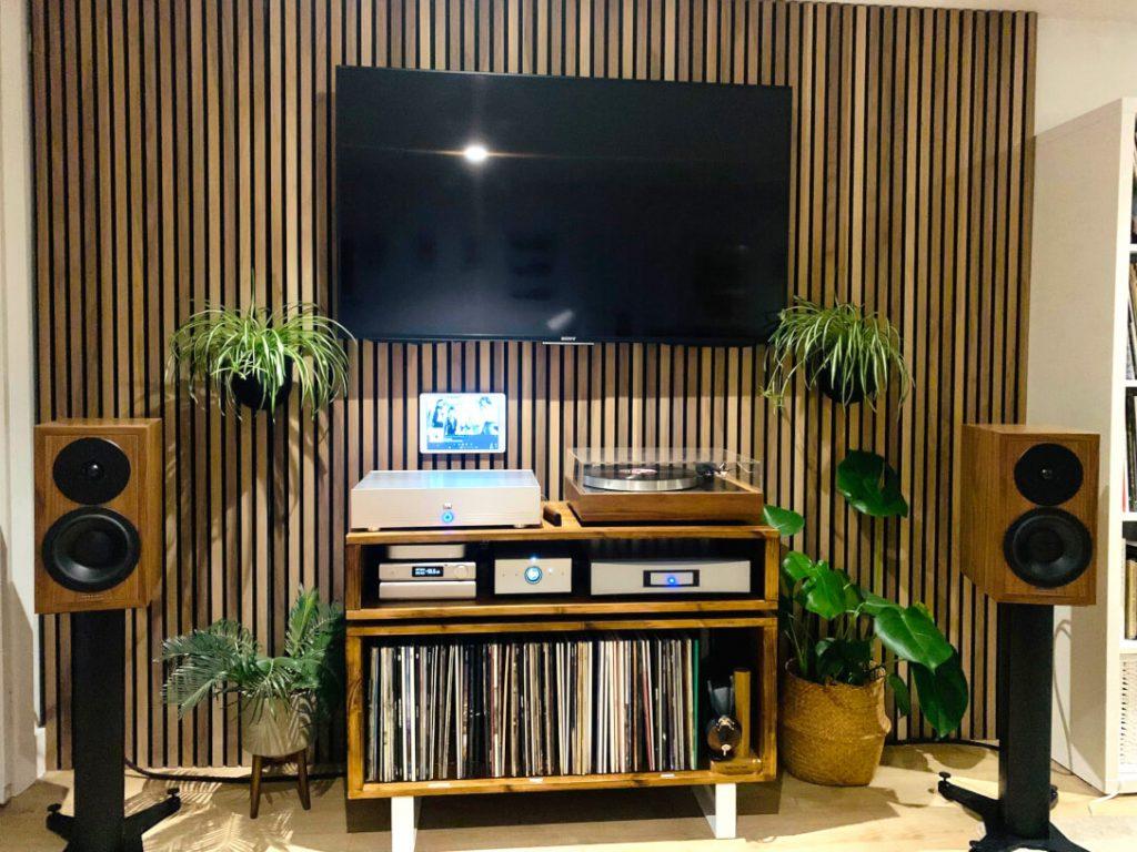 m1 mac mini roon dirac live calibration dynaudio heritage special mola mola hifi system speakers 1
