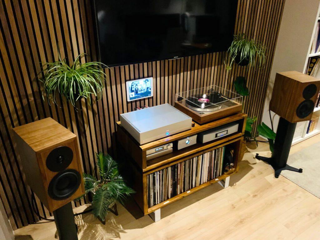 m1 mac mini roon dirac live calibration dynaudio heritage special mola mola hifi system speakers 2